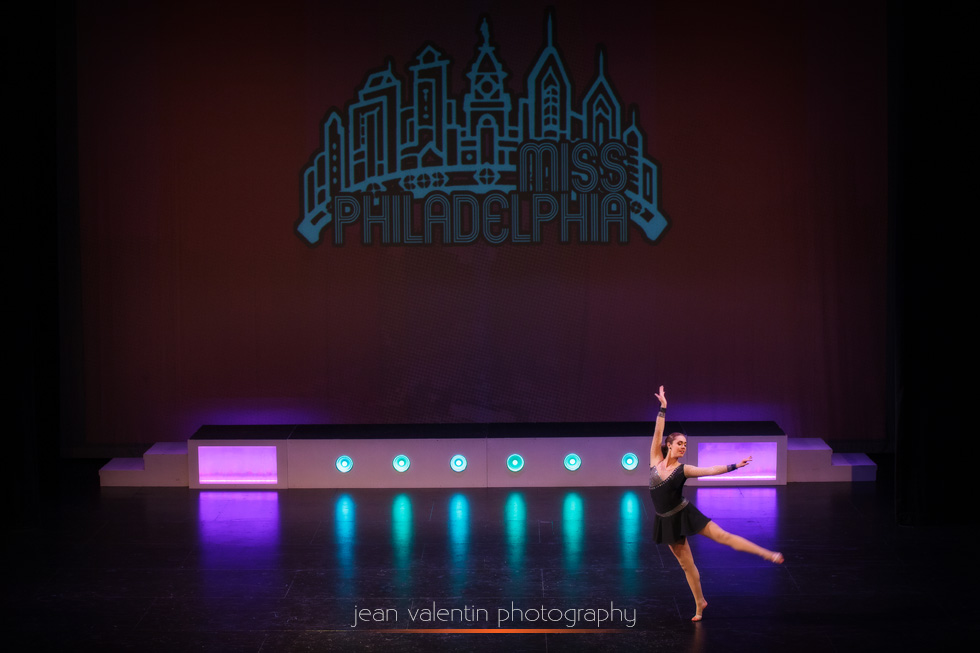 Miss Philadelphia 2015 talent show - samantha