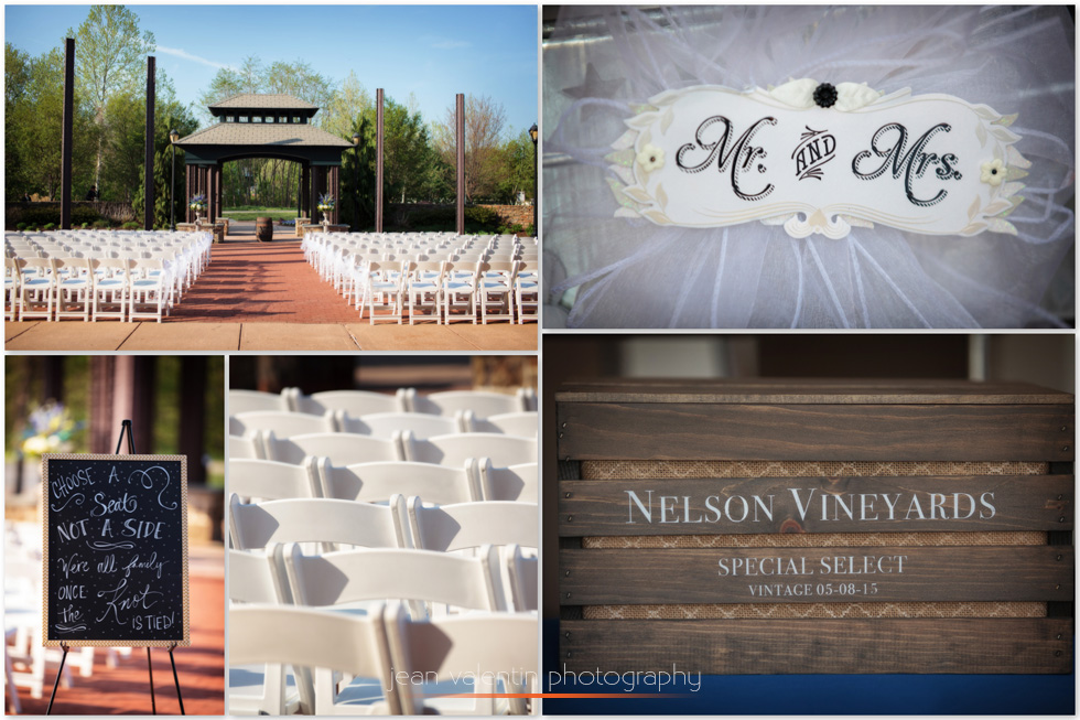 Phoenixville Foundry outdoor ceremony details
